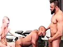 xxx proin sex hd video cock in interracial threesome - Osiris Blade & Caleb King