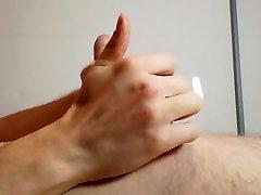 tiesiai berniukas cum solo - pirmasis huge nipples guy wank spermos kamera
