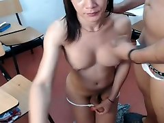 Tranny and student