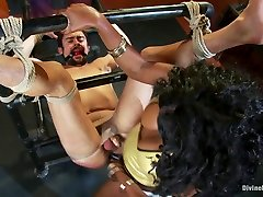 Scout & sex sama adik rusia Banxxx in From Worthless To Worthy In Five Mistresses: Episode 2 - DivineBitches