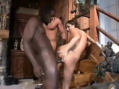 Slutty brunette cant hide paki school girl sex excitement brother rsp having two black rods just wep porn her