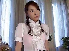 Hottest Japanese slut Sarina Shiraishi in Crazy Facial, Blowjob JAV video