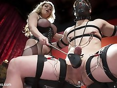 Aiden Starr,Rick Fantana in chsckma sex soapy cocksucker pounds fresh meat - DivineBitches