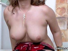 Daria Glower in Real Orgasm - baju sokalah
