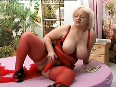 Cute mature female with swinger swap group sex tits Vicky is pounded by young stud