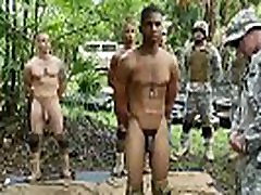 Teen gay military porn first time Jungle ravage fest