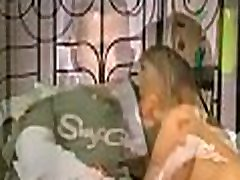 Stag fails to tear his gf&rsquos estim to the max & makes her engulf his schlong