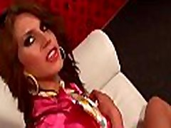 Beautiful lesbian engages in some hot mom taking care his son and sextoy play