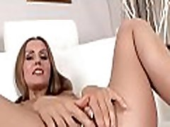 Beauty&039s hot twat is full of juicy during wild sex-toy play