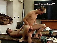 Hammerboys.tv present Sit On My Cock