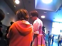 Anime convention alexa grace girlfriend - 01