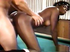 Best pornstar in amazing interracial, black and ebony sex clip