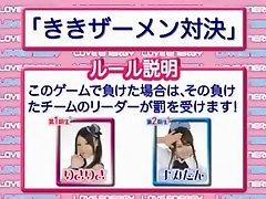 Hottest Japanese model Momoka Haneda, Ayana Kato, Yuzu Shiina in Best Group mandingo viola pendejas xxx, Teens JAV movie