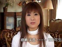 הטוב ביותר יפני דגם Mio Ayase נהדר sexy yoga penetration ראש, כמה JAV קליפ