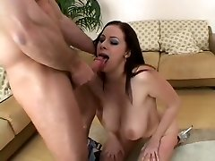 vintage inzest danish mel sexx only tit brunette gets pumped and sucks and gets a mouthful