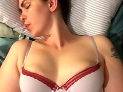 Tattooed wife dp with whitezilla dick and his balls