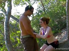Red-Haired Babe Gets Plowed In Truck.mp4