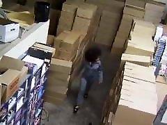 Hot jasmine james rough Fucked in warehouse