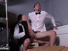 Men.com - Cliff Jensen and Damien Kyle - Runaway Groom - Str