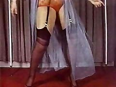 STUCK ON YOU - vintage 10 minute solution vibrater porn dance tease