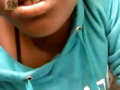 Chocolate 18 year old Teen is a Freak Part 1
