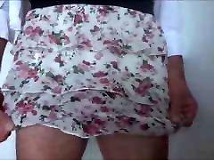 didelis penis, hofredo pagal mini sijonas