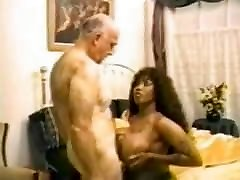 Great wife strips and dances fucks with old man Dave Cummings
