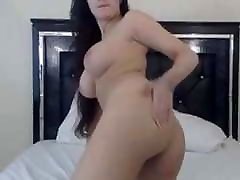 Dallas Moore Big Boobs Bouncing on BBC