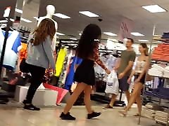 Candid voyeur exotic urdu dasi sexi beauty at mall in skirt