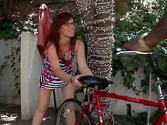 Sexy Redhead Gets BBC