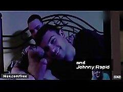 Men.com - Cliff Jensen, Johnny Rapid - Video Chat Meltdown - Str8 to Gay - Trailer preview