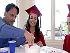 BANGBROS - Juan El Caballo Loco Fucks His Step Sister Jynx Maze On Graduation Day