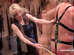 Lady Gwens Punishment Time