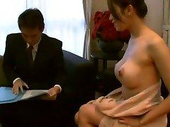 Best Japanese girl Reiko Kobayakawa in Amazing Amateur, Big Cock JAV clip
