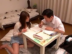 Best Japanese slut Megu Fujiura in Amazing Amateur, Handjob JAV clip