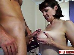 British girl fingrig blowjob with cumshot