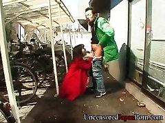 Uncensored jennifer white mom teaches sex public short hired mature blowjob video Japan porn