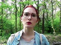 vokietijos skautų - kolegijos redhead teen lia viešųjų liejimas