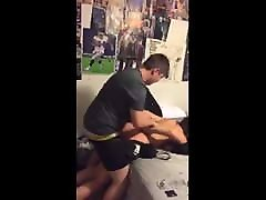 Asian little teen slut fucked by big white cock exposed slut