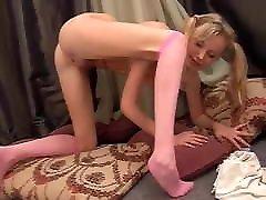 Ain&039;t She Sweet - Blond Pigtail Teen - Zafira Yasminev