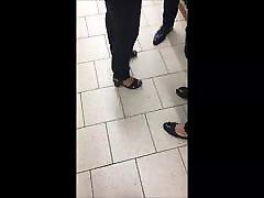 Mature Woman Feet Tuga With High Heels