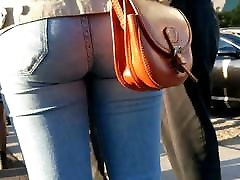 teen in tight jeans 34
