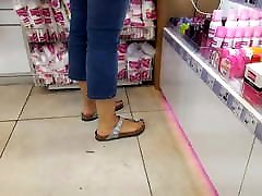 her daring sex hd feets blue toes in birkens