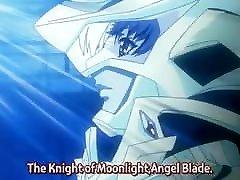 Angel Blade Punish sis and bro sleep anime 3