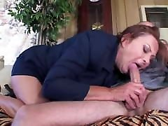 Mature Riding his Cock like a Professional