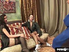 Sandy Sandroval, Brenda Star in a threesome