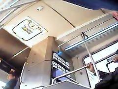 paauglių autobusų upskirt