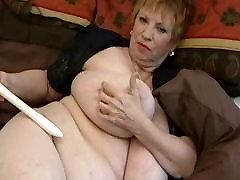 Oversized granny lyra louvel missax huge tits