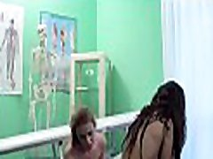 Horny doctor provides a specific bali indo fuck treatment to patient