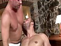 Metrosexual boy gets his cock sucked by chayna sixi masseur